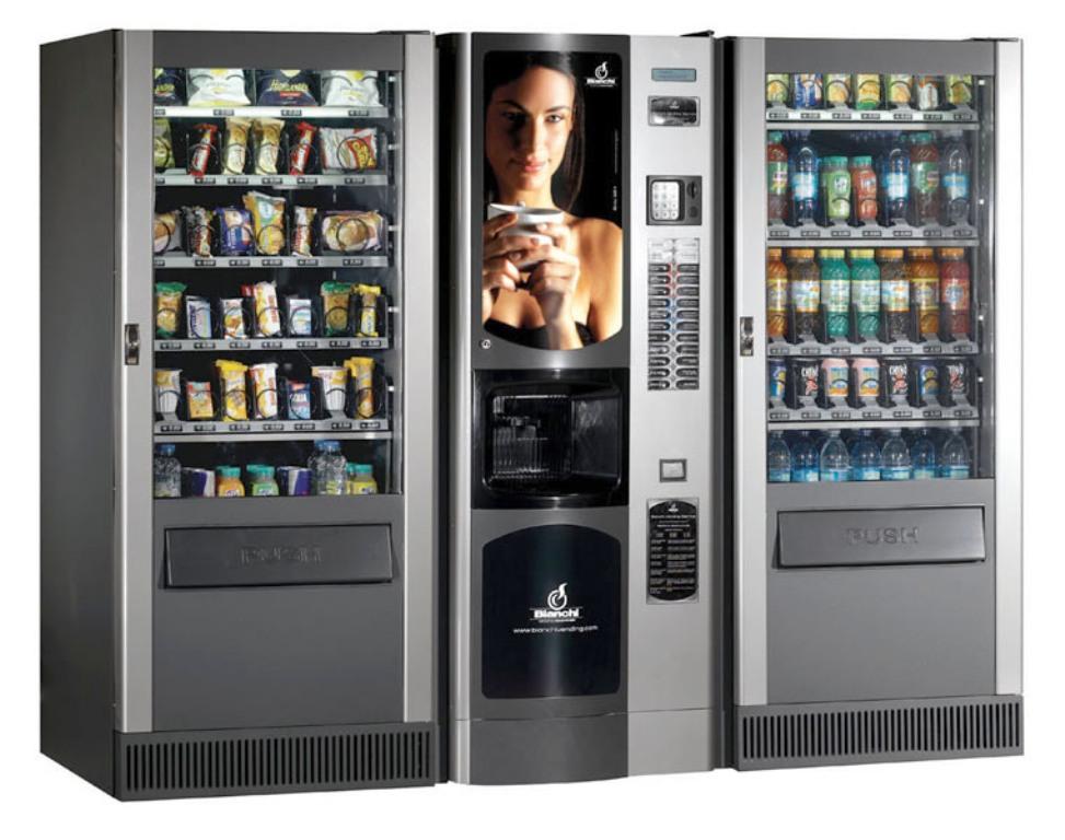 Вендинговые автоматы: прибыльный бизнес с минимальными инвестициями